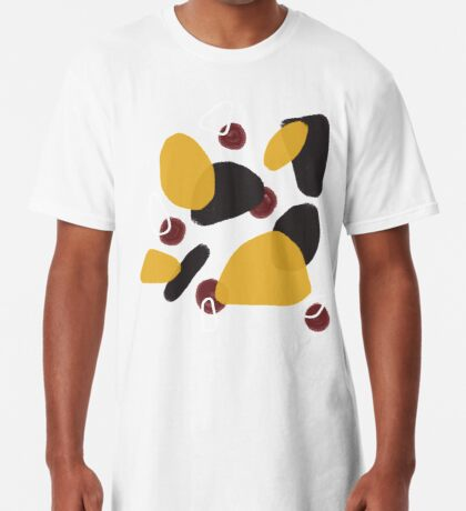 Abstract Fall I #redbubble #abstractart Long T-Shirt