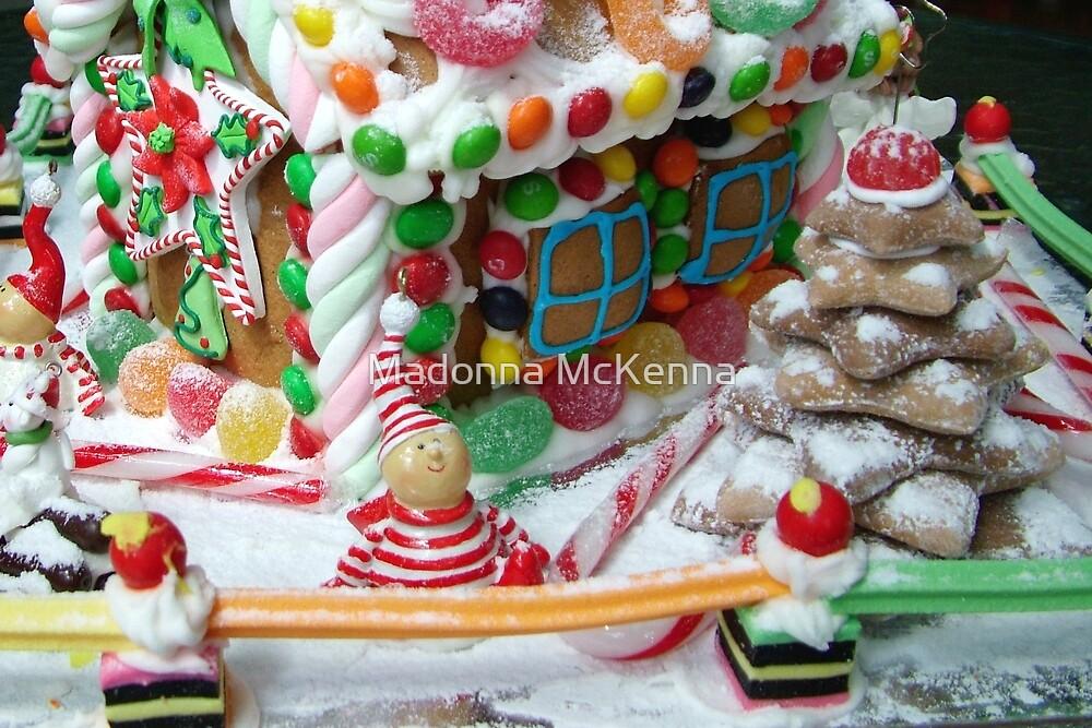 Gingerbread Heaven by Madonna McKenna