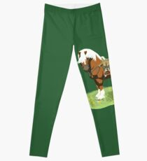Link and Epona Leggings