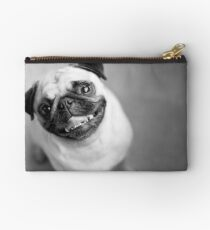 Happy Pug Studio Pouch