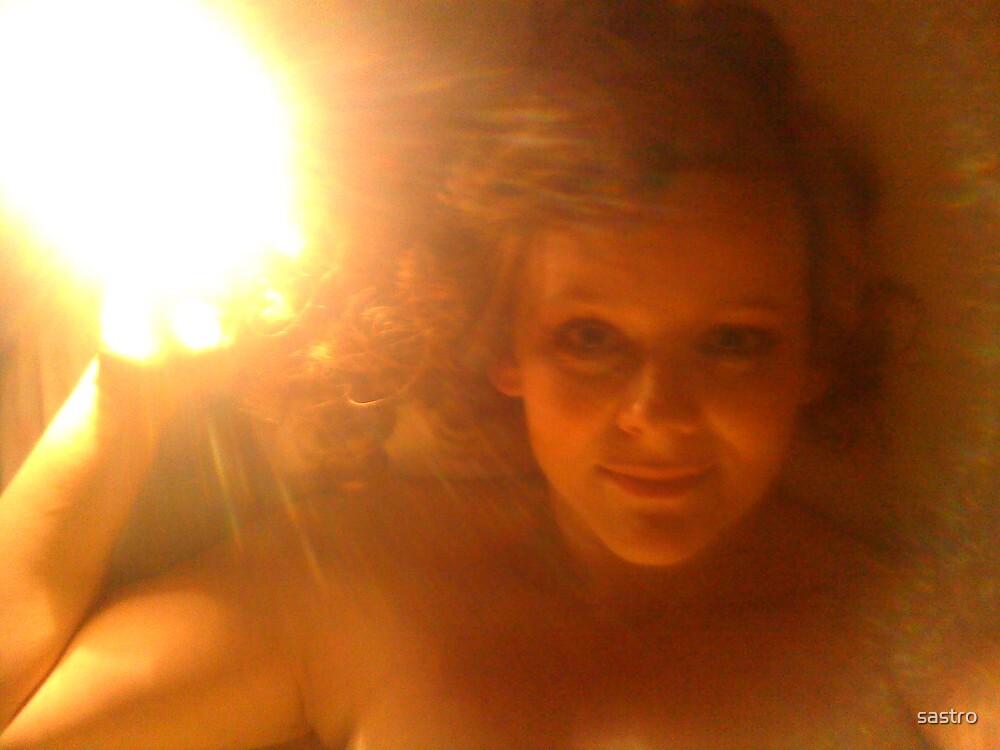Angel Light by sastro