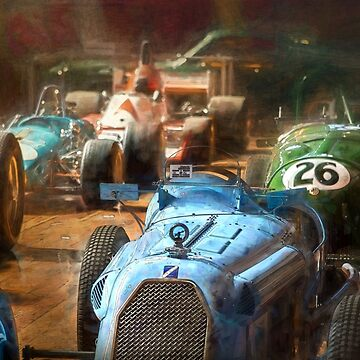 The History of Motorsport by StuartRow