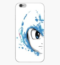 Megaman Sketch (Megaman11) iPhone Case