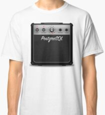 PostgreSQL 11 Amplifier Classic T-Shirt
