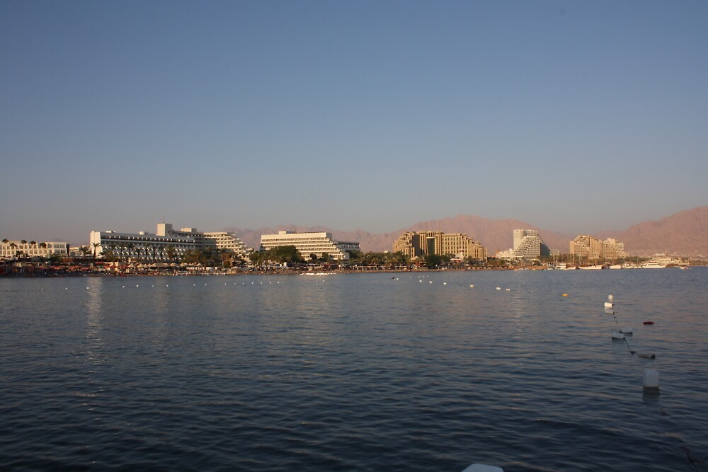 Eilat hotels  by milzi