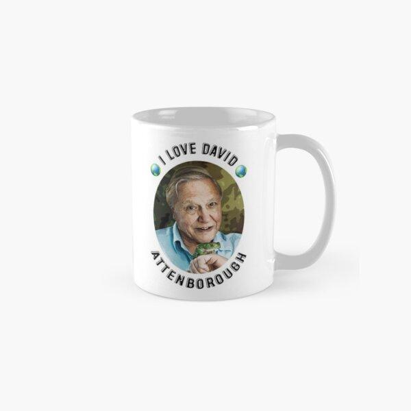 I Love David Attenborough Classic Mug