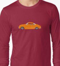 Orange Karmann Ghia Long Sleeve T-Shirt