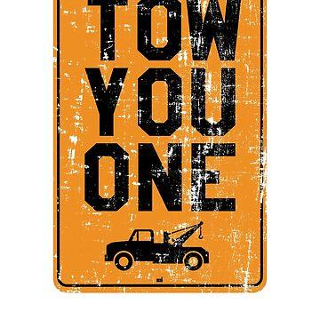 Tow You One by ixmanga