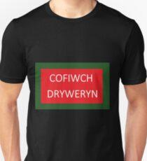 Cofiwch Dryweryn Unisex T-Shirt
