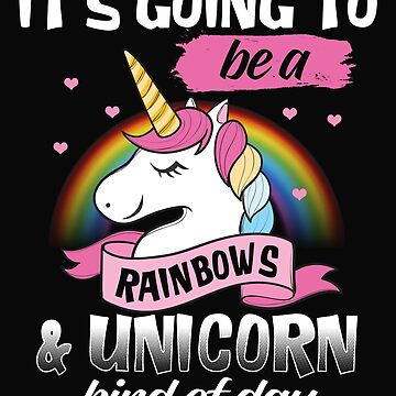 Rainbow Unicorn by dtino