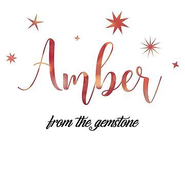 Amber by Moonshine-creek