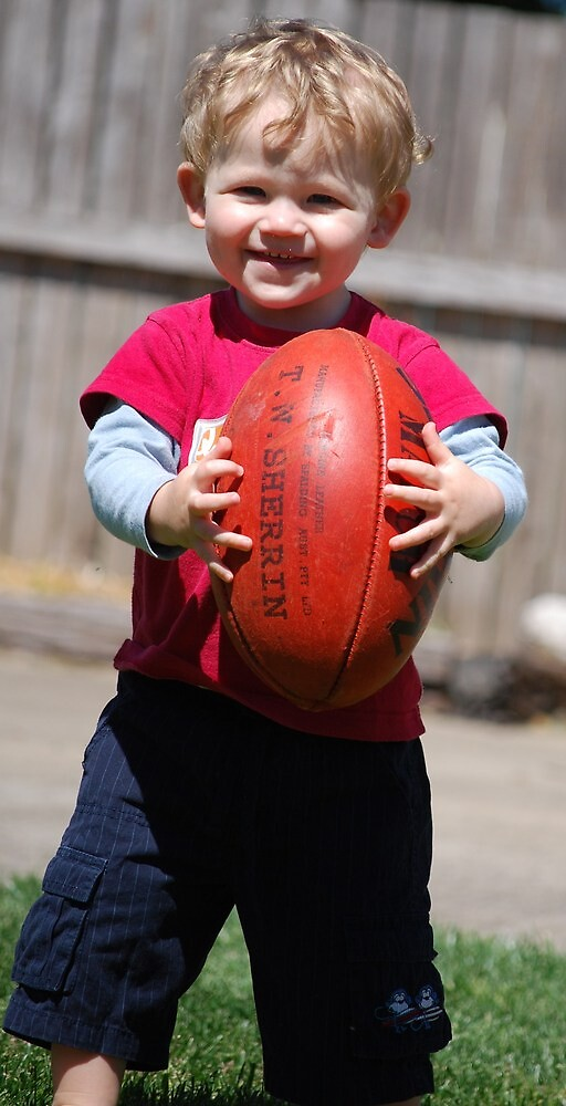 Future Football Star? by Emma Howell
