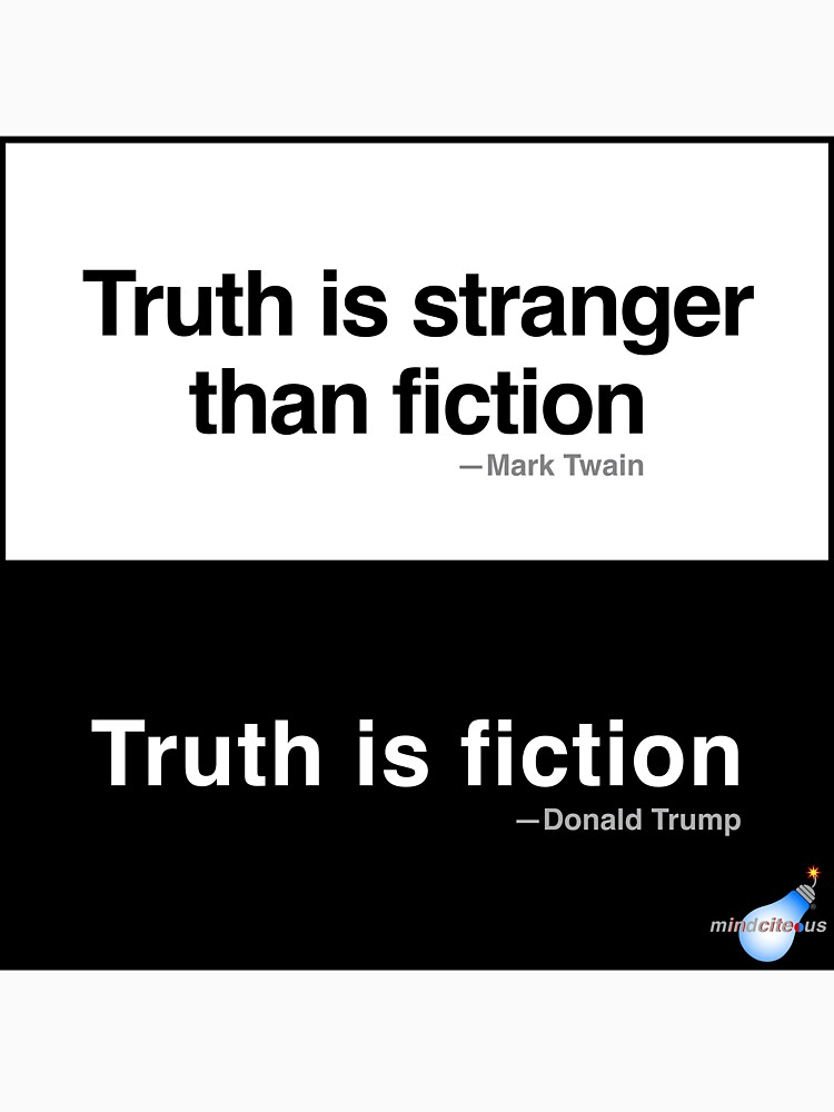 Truth/Fiction by Mindcite