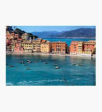 Bay of Silence Photographic Print