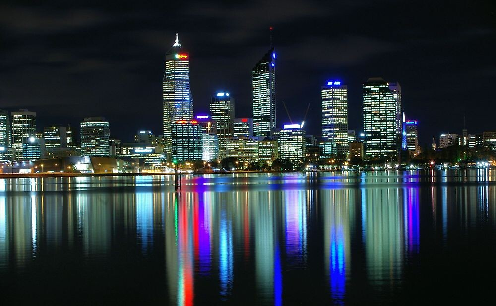 Perth City by misspetepie