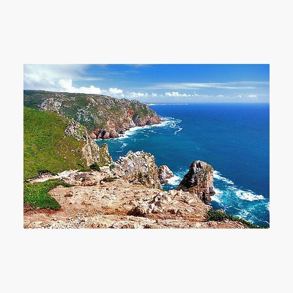 Cabo Roca 2 Photographic Print