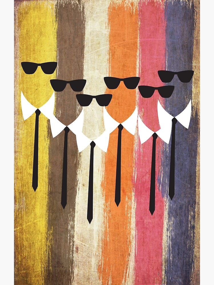 Reservoir dogs by OkopipiDesign