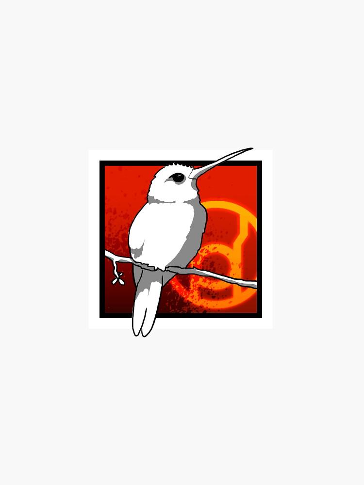 «Icône Colibri» par nakiewicz