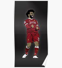 Mohamed Salah - Poster Poster