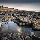 Dunstanburgh Castle by David Bowman