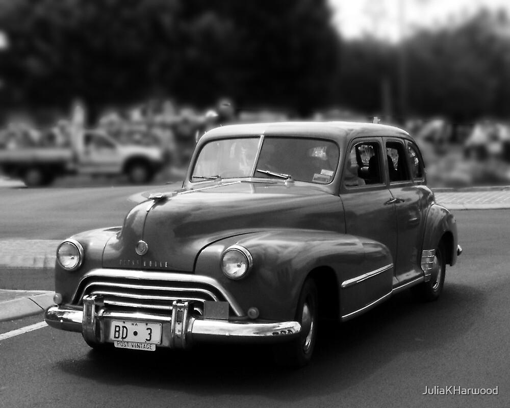 Oldsmobile by JuliaKHarwood