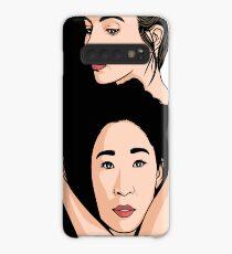 Killing Eve Pop Art Style Print Case/Skin for Samsung Galaxy
