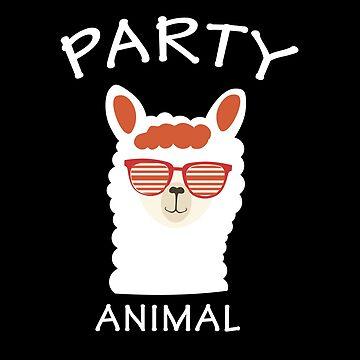 Party Lama by xeron32