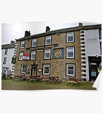 The Kings Arms Hotel - Reeth Poster