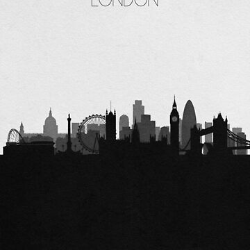 Travel Posters | Destination: London by geekmywall