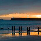 Leaving Port by David Bowman