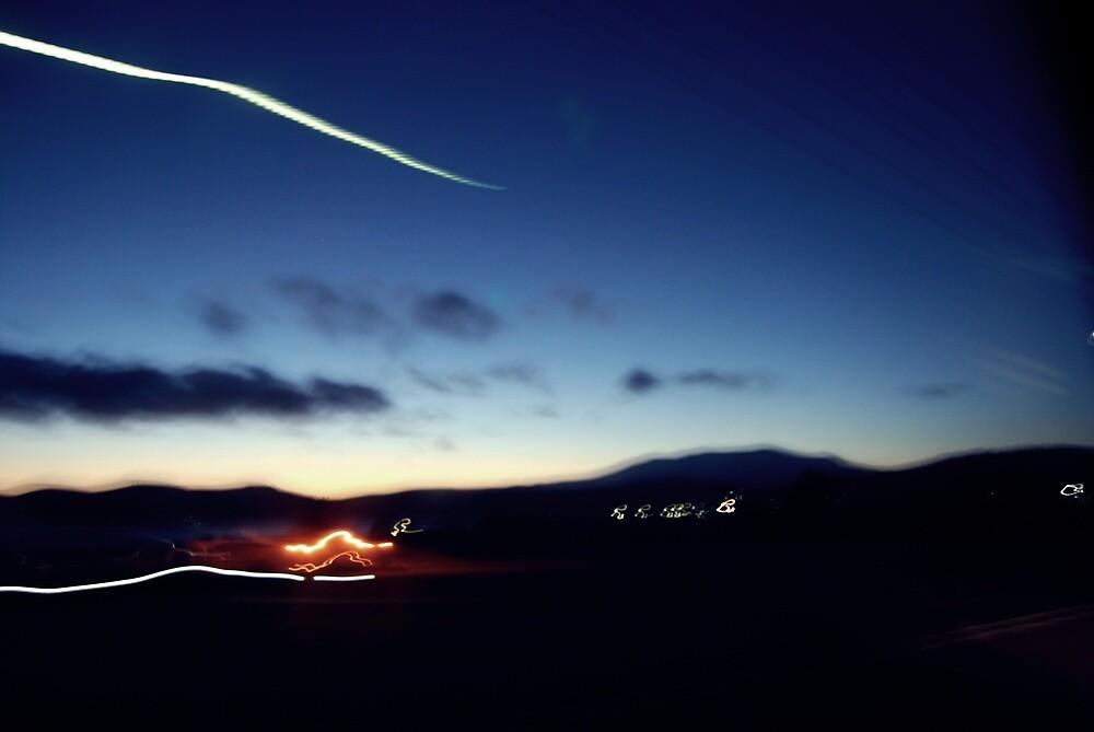 night light. by Molly  Hanson