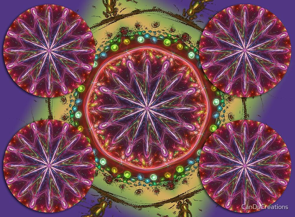 Festive wheels by CanDuCreations