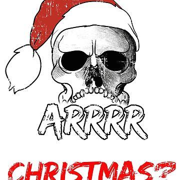 Arrrr You Ready For Christmas? by frittata