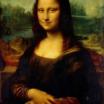Mona Lisa - Leonardo Da Vinci by BestPaintings