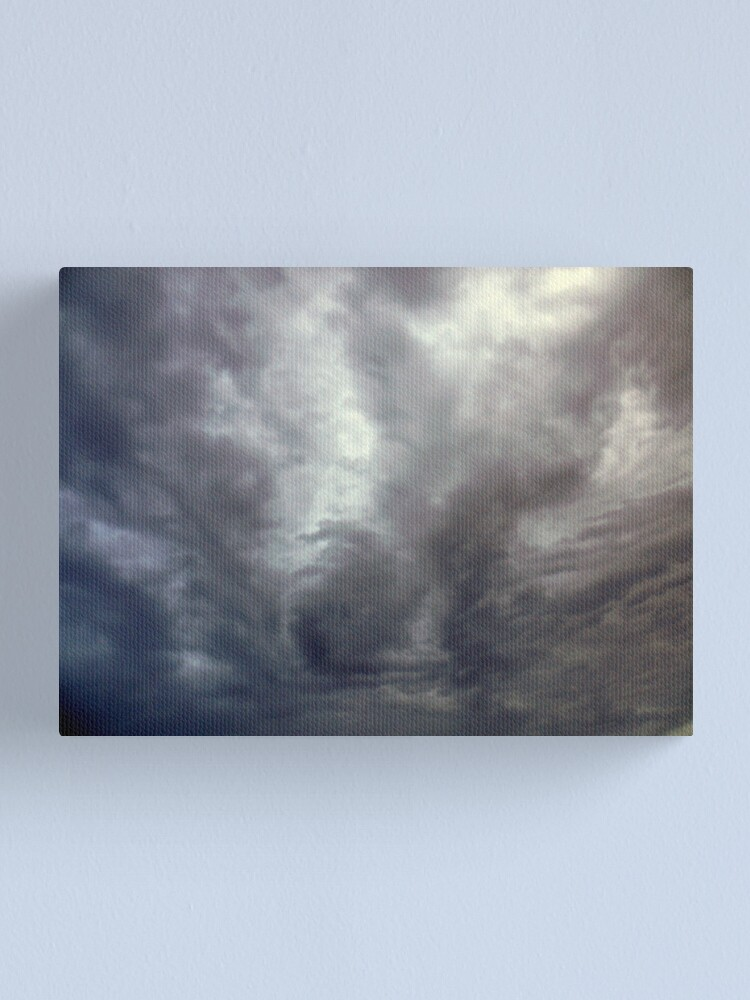 Alternate view of Ominous. Canvas Print