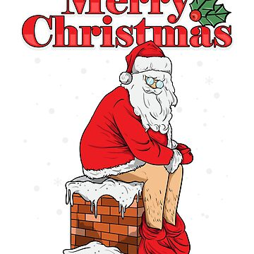 Merry Christmas Santa Poop by frittata