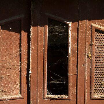 Antique door - detail by TheMaker