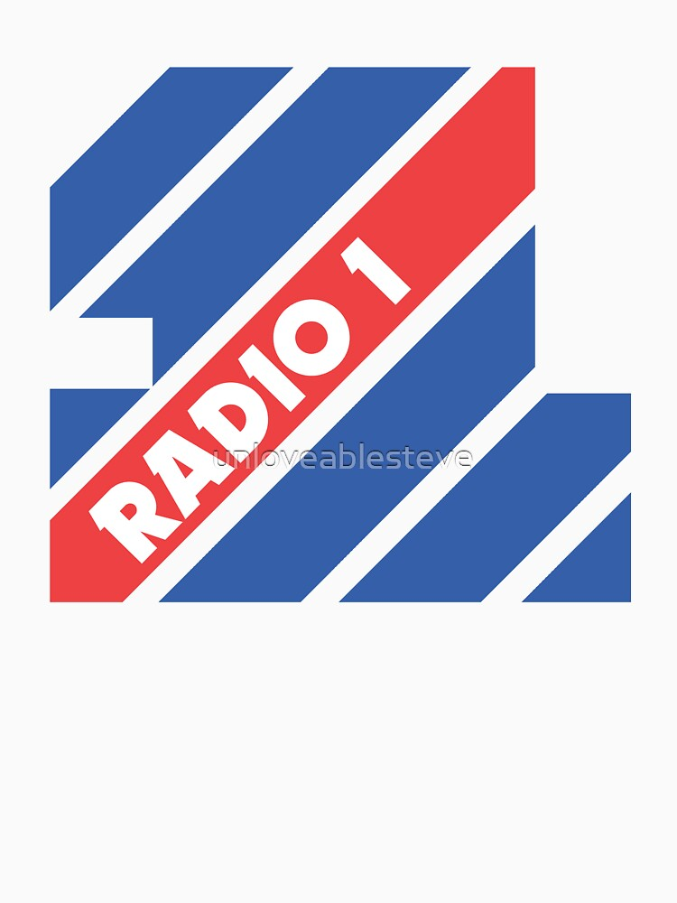 1974 BBC Radio 1 logo without frequency  by unloveablesteve