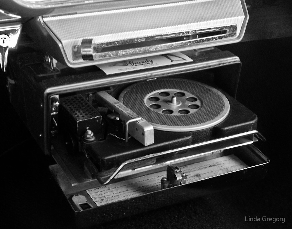 First Car CD Player by Linda Gregory