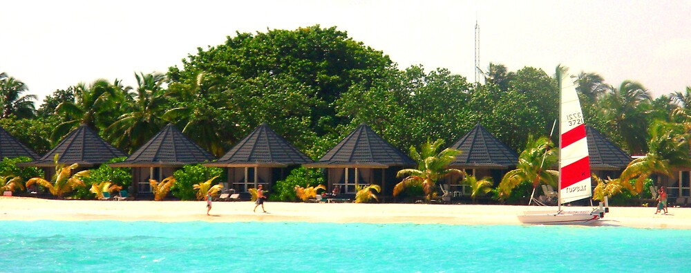 Kuredu, Maldives by JoshHardman