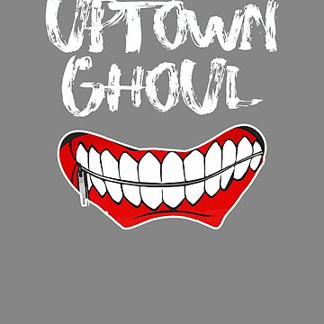 Top fun Uptown Ghoul Halloween Design by LGamble12345