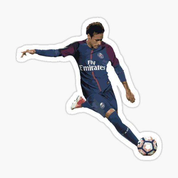 Neymar Paris Sticker