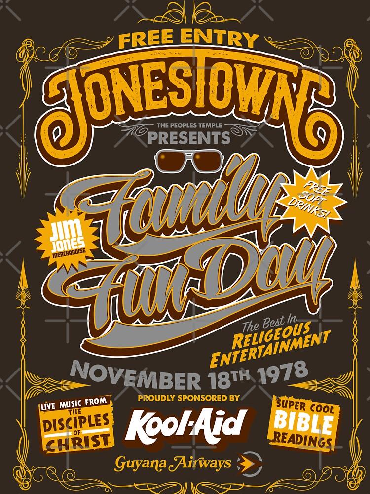 JONESTOWN - Family Fun Day by trev4000