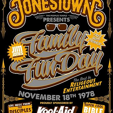 JONESTOWN - Family Fun Day by trev4000