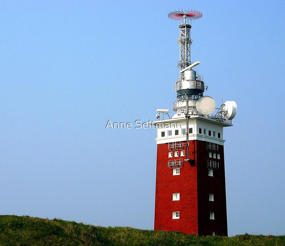 lighthouse by Anne Seltmann