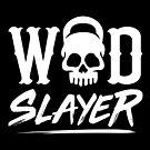 WOD Slayer Skull by brogressproject