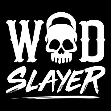 WOD Slayer Skull by brogressproject
