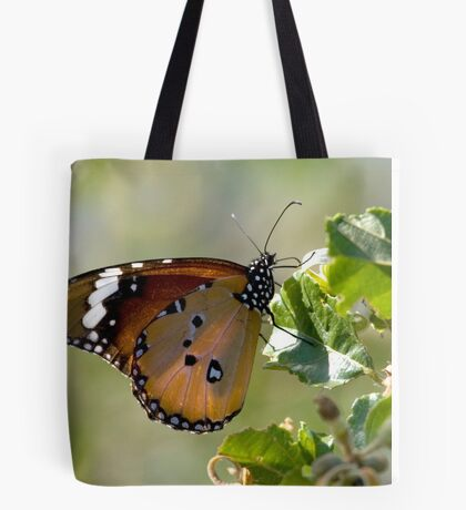 African Monarch Butterfly Tote Bag