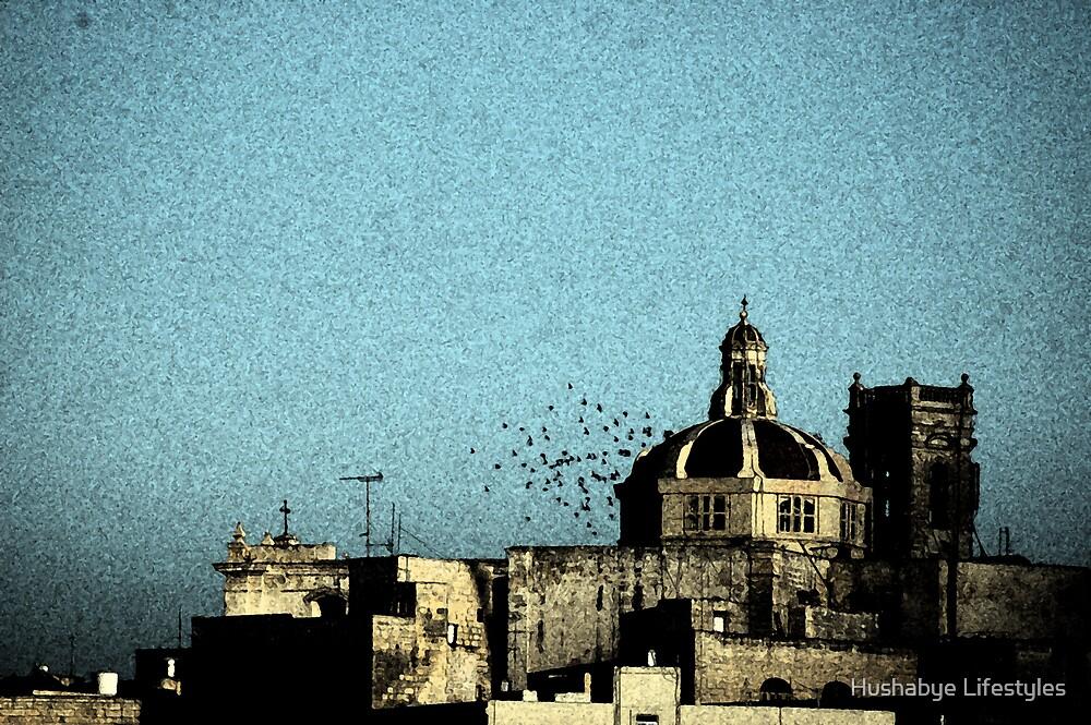 """Flight"" Secret Locations for Illustrations in Malta by Hushabye Lifestyles"