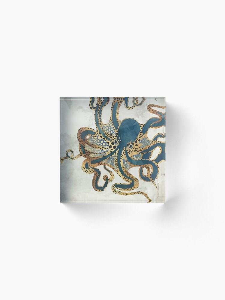Alternate view of Underwater Dream VI Acrylic Block